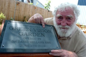 David Bellamy at Alumet Open Day 2010